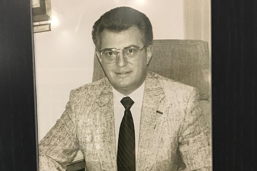 Leon Uhlhorn