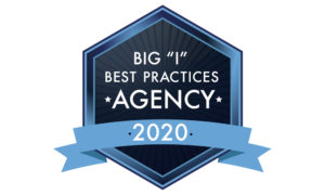 Strong Tower Insurance Group Continues IIABA 2020 Best Practices Study - Best Practices 2020 Award Badge